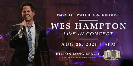 Wes Hampton Concert tickets