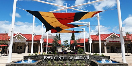 COVID-19 VACCINATIONS AT MILILANI TOWN CENTER tickets