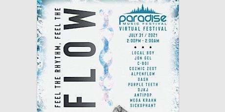 Virtual Paradise Music Festival 2021 tickets