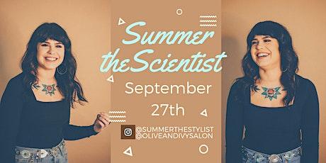 Summer the Scientist tickets