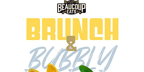 Brunch & Bubbly tickets