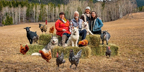 Virtual Farm Tour and Farm-to-Table Demo at Flyway Farm and Forest tickets