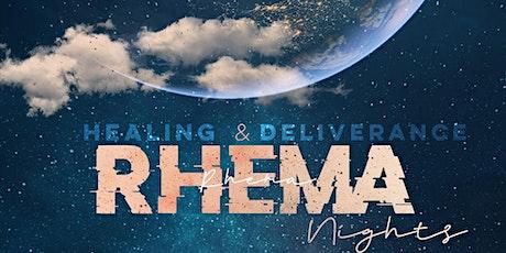 Rhema Night Chicago 2 tickets
