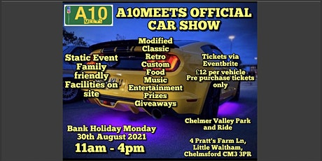 A10Meets Official Show tickets