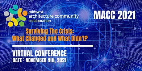 MACC 2021 Conference tickets