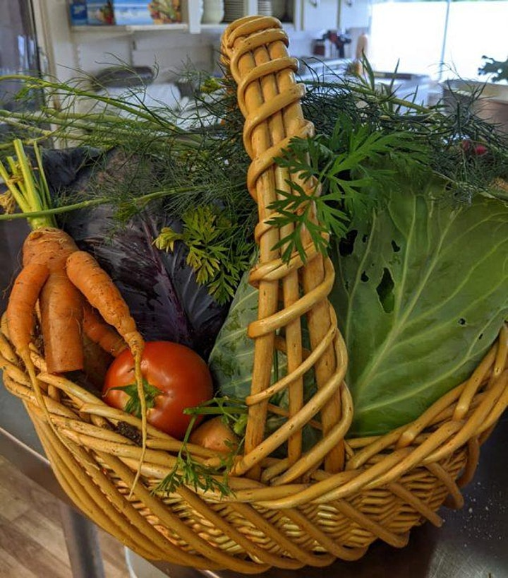 Virtual Farm Tour and Farm-to-Table Demo at Flyway Farm and Forest image