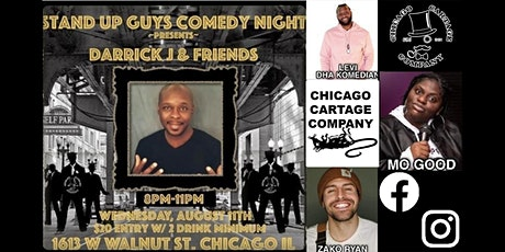Stand Up Guys Comedy Night tickets
