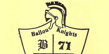 """Ballou H S Class of 1971 50 Year Class Reunion -  """"All That I Am I Owe"""" tickets"""