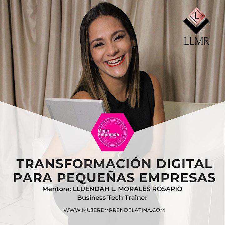 Transformación Digital para Pequeñas Empresas image