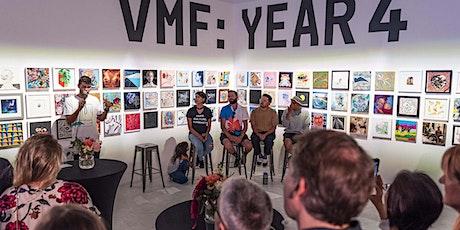 VMF 2021 Curators Talk tickets