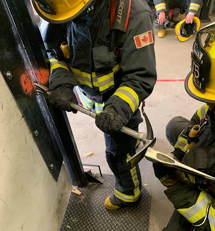 """""""Introduction to Forcible Entry""""  benefitting the Lytton Wildfires image"""