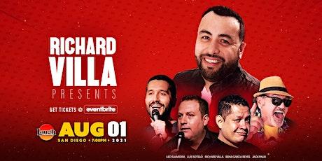 Laugh Factory Presents: Comedia en espanol!! tickets