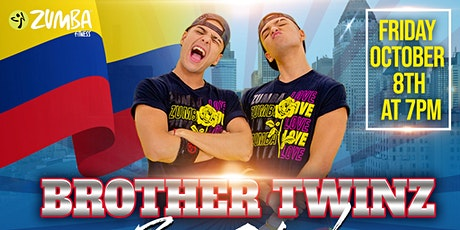 Zumba® Master Class with the Brothers Twinz  in San Jose tickets