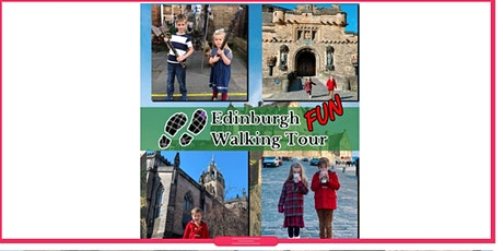 Edinburgh Fun Walking Tour tickets
