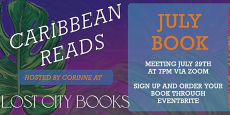 Caribbean Reads: Where the Rhythm Takes You tickets