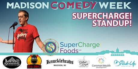 Supercharge! Standup! tickets