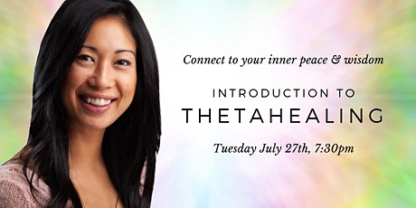Online Introduction to ThetaHealing - July 27 tickets