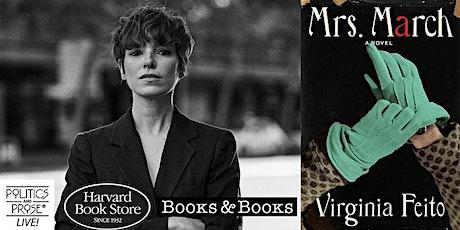 Virtual Event: Virginia Feito tickets
