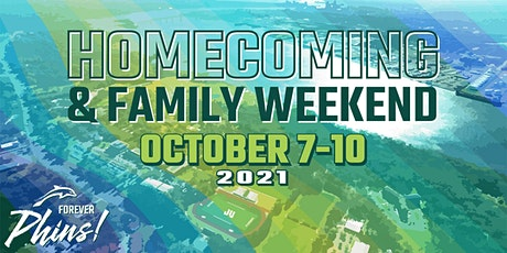Jacksonville University: 2021 Homecoming & Family Weekend tickets