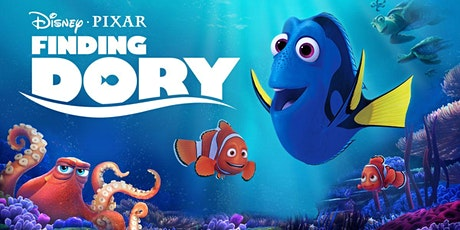 Free Outdoor Family Movie - Finding Dory tickets
