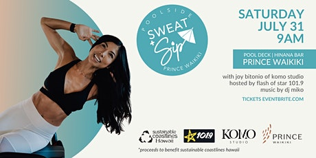 Sweat & Sip tickets