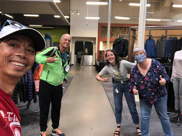 Group Run at REI Store in Dublin, CA image