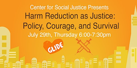 Harm Reduction as Justice: Policy, Courage and Survival ingressos