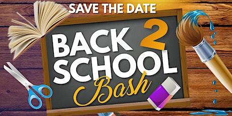 DCPTA presents Back 2 School Bash tickets