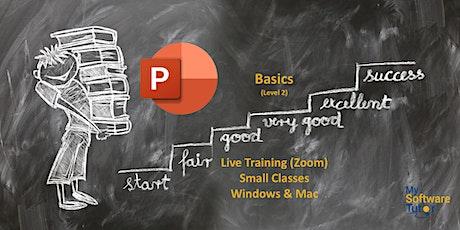 PowerPoint Basics Live tickets