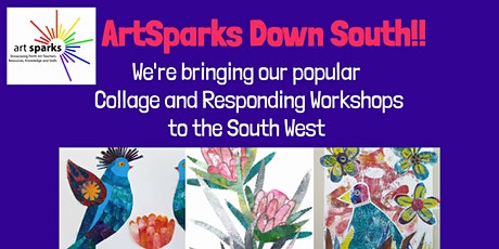 ArtSparks Down South tickets
