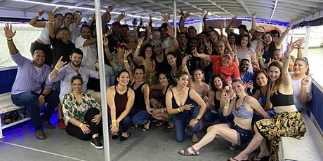 Salsa Bachata Boat Party 08/08. Text 832-413-2623 to join! tickets