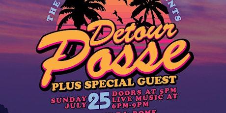 The Reggae Spot Presents:   Detour Posse + Special Guest tickets