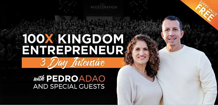 Kingdom Entrepreneur 3 Day Intensive - FREE Challenge! image