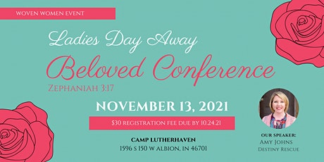 Ladies Day Away - Beloved Conference tickets