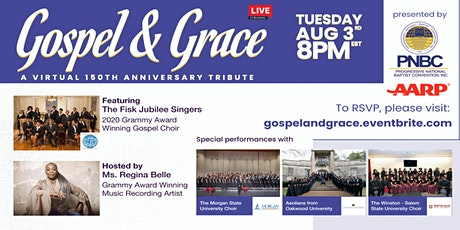 Gospel and Grace tickets