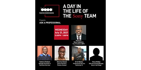 BBPA Ask A Professional tickets