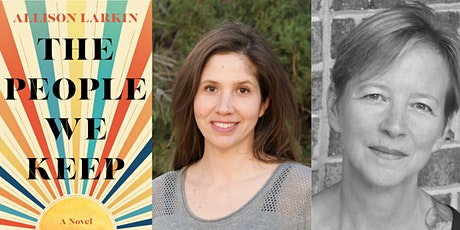 Allison Larkin in conversation with Therese Anne Fowler tickets