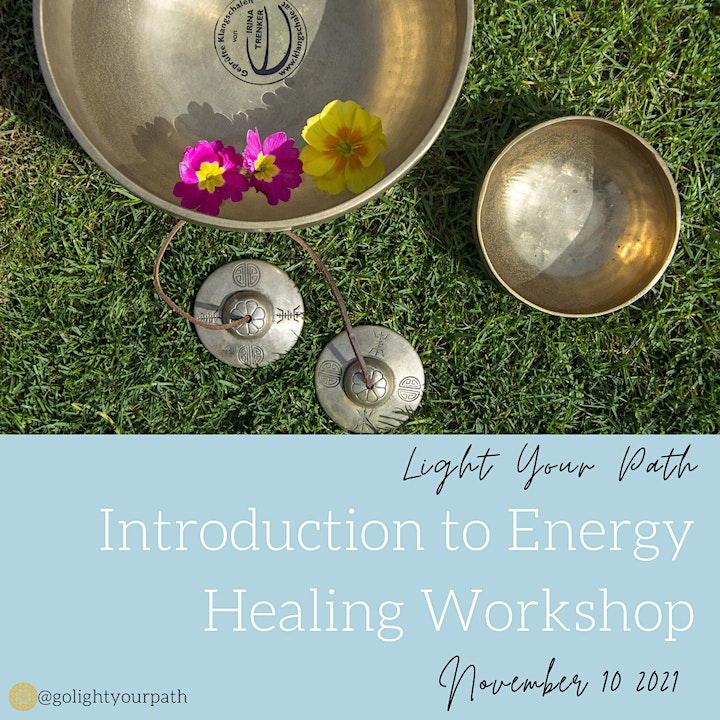 Introduction to Energy Healing image