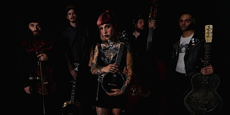 Bridge City Sinners at Cafe Colonial tickets