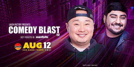 Laugh Factory Presents: Dante Chang and Rene Vaca tickets