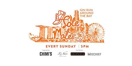 SoleMates Gin Run Around the Bay tickets