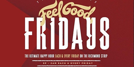 Feel Good Fridays at Parma Pizza & Lounge tickets
