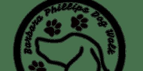 Inaugural Barbara Phillips Dog Walk tickets