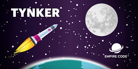 Space Exploration with Tynker Coding Camp. For Ages 7 to 8 tickets