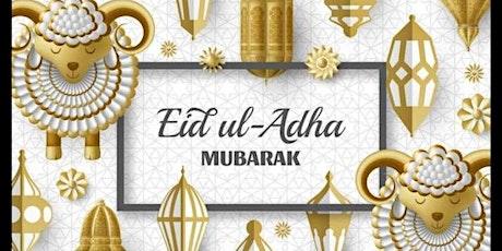 EID AL-ADHA DINNER tickets