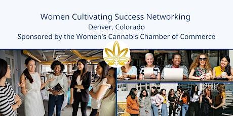 Women Cultivating Success Networking Denver tickets