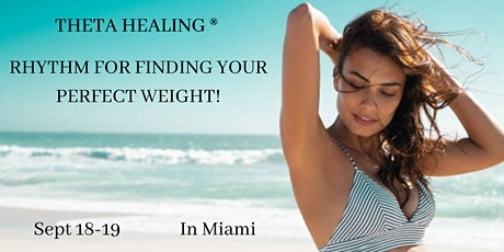 THETA HEALING ® RHYTHM FOR PERFECT WEIGHT tickets