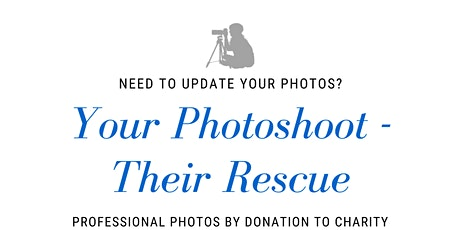 Your Photoshoot - Their Rescue tickets