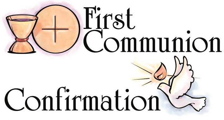 Confirmation and First Holy Communion 2021 image