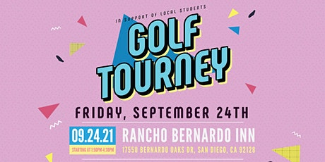 Ultimate TV Couples Golf Tournament for Kids in Need tickets